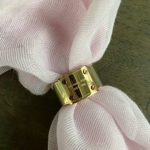 Michael Khors Rose Gold Ring Size 7